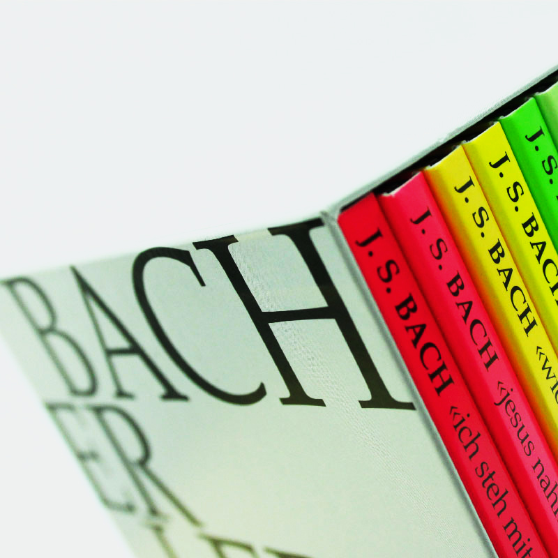 Bachshop DVDs
