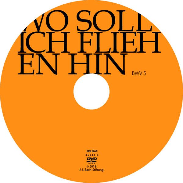 BWV005 Label Wo soll ich fliehen hin