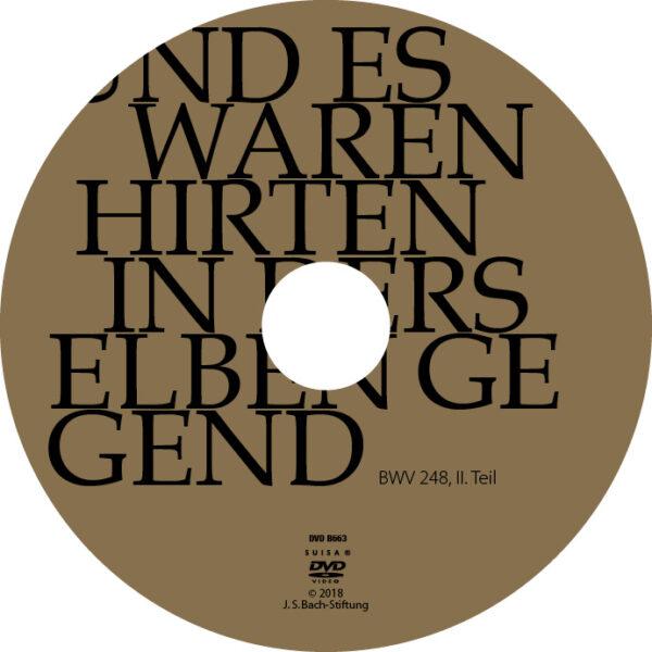 BWV248_2 Label Und es waren Hirten in derselben Gegend
