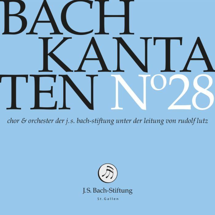 Bach-Kantaten N°28