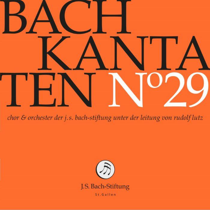 Bach-Kantaten N°29