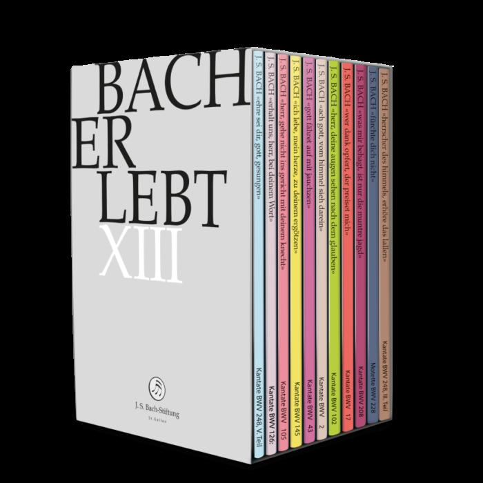 Bach er lebt XIII