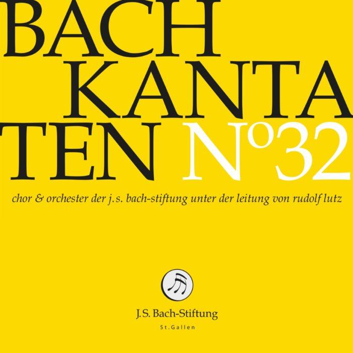 Bach-Kantaten N°32