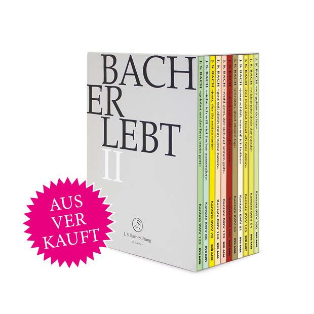 Bach er lebt II