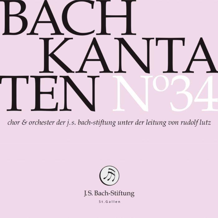 Bach-Kantaten N°34