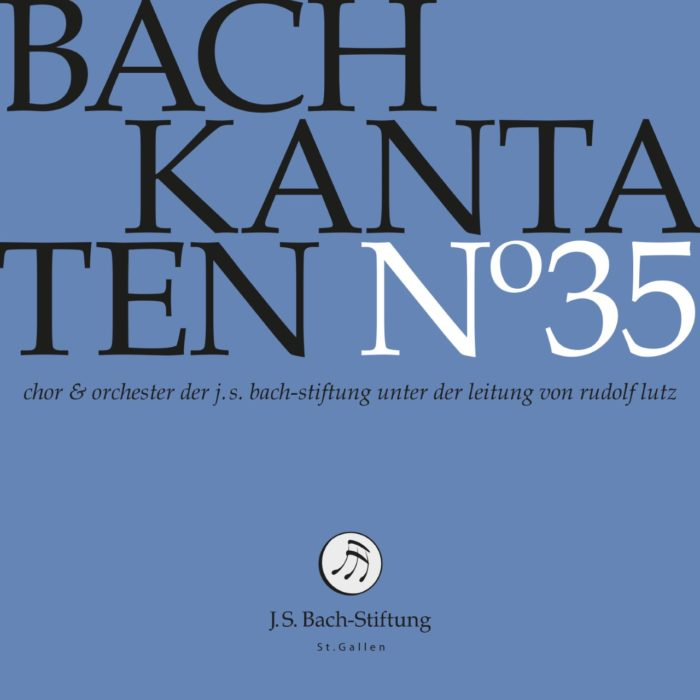 Bach-Kantaten N°35