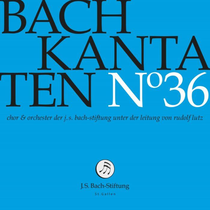 Bach-Kantaten N°36