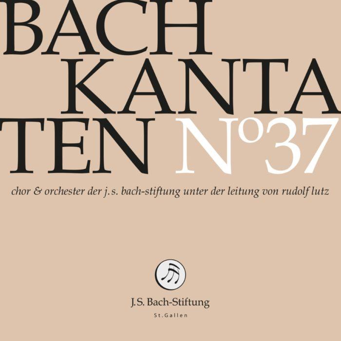 Bach-Kantaten N°37
