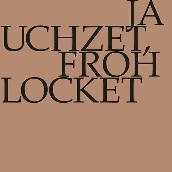 BWV 248, I. Teil am 15. Dezember in Trogen