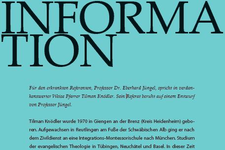 Änderung des Referenten am 20.05.11