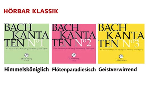 Hörbar Klassik – CD-Vorstellung im St. Galler Tagblatt