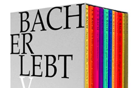Neue Kantaten-DVDs und Bach-Anthologie ab sofort erhältlich