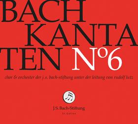 Kantaten-CD N°6 ab sofort erhältlich