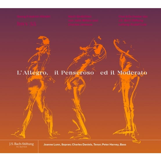 Doppel-CD «L'Allegro, il Penseroso ed il Moderato» ab sofort erhältlich