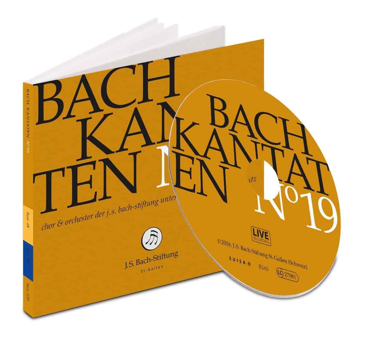 CD-Veröffentlichungen und -Taufen