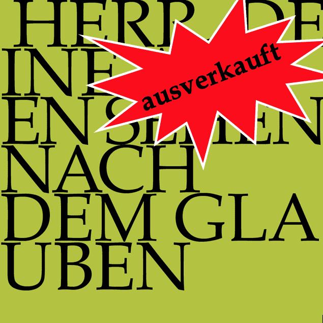 BWV 102: Herr, deine Augen sehen nach dem Glauben