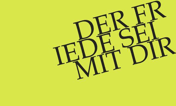 BWV 158 am 24. April in Trogen
