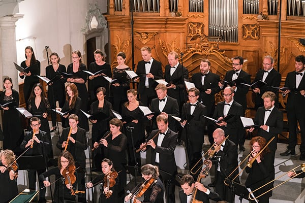 Choir & Orchestra of the J.S. Bach Foundation