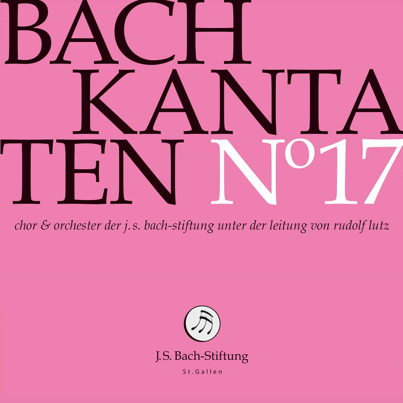 Herausgabe der CD N°17