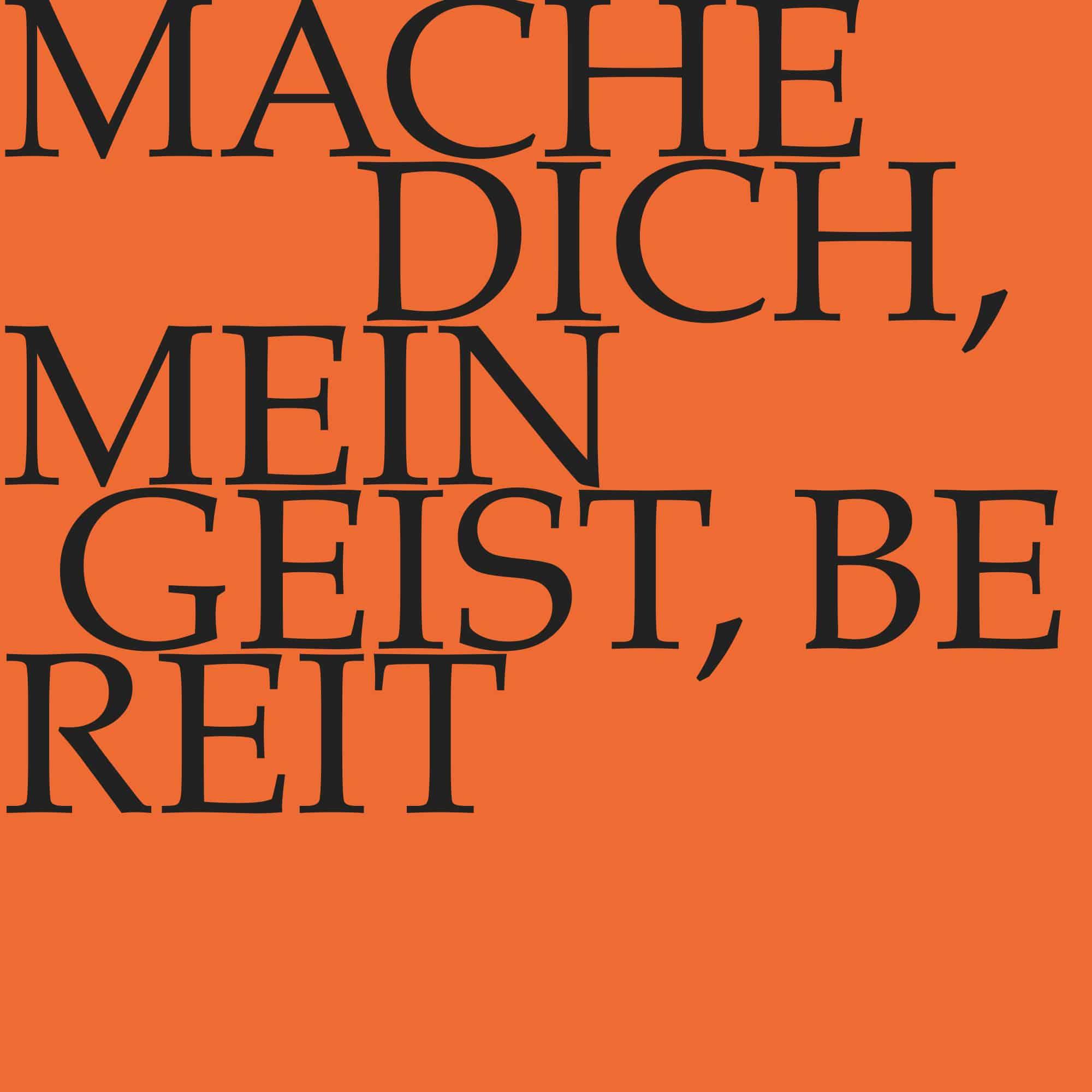 BWV 115 am 21. Oktober in Trogen
