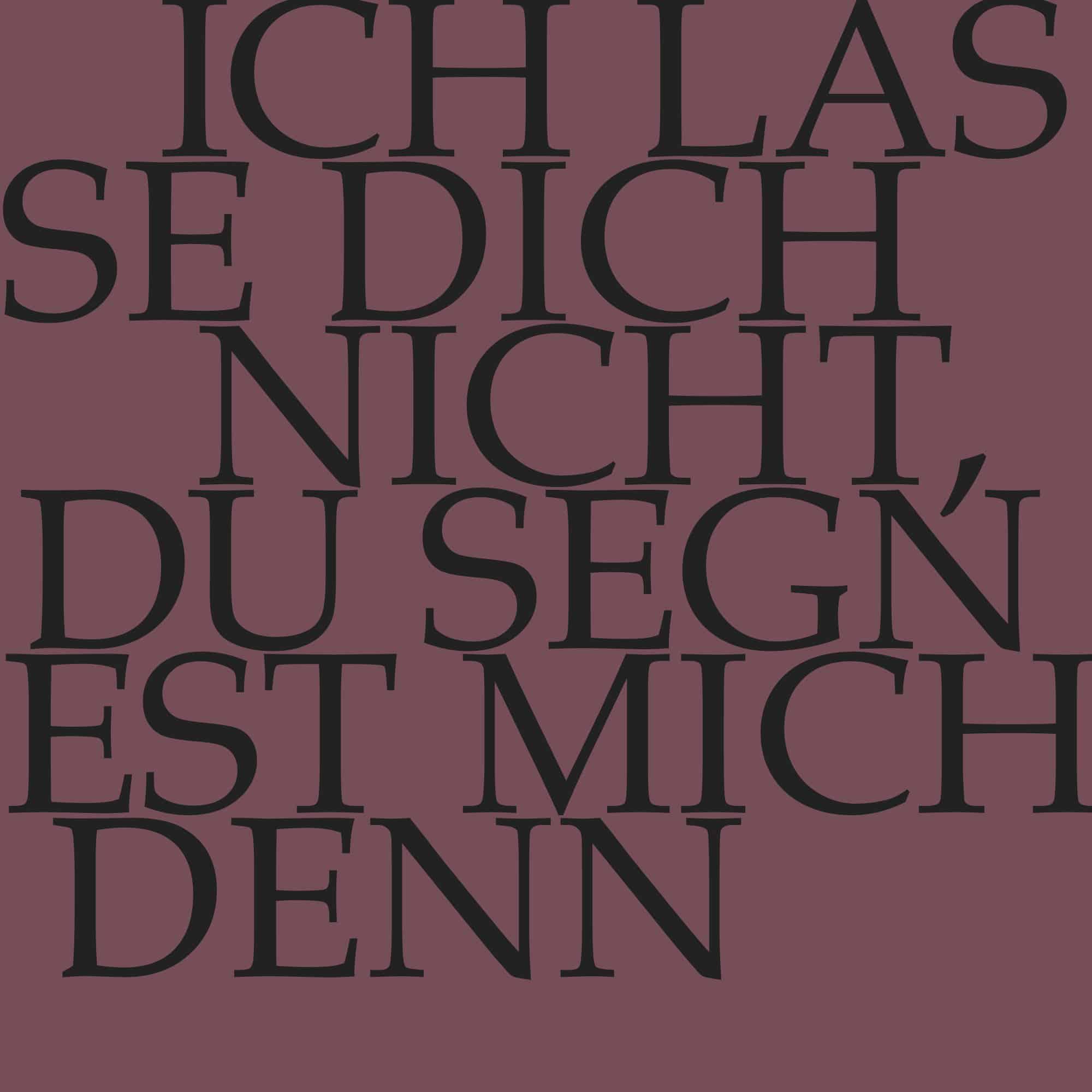 BWV 157 am 18. November in Trogen