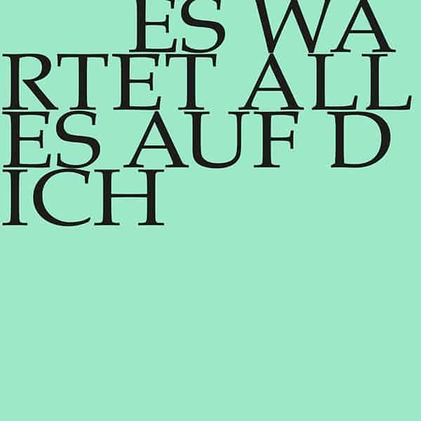 BWV 187 am 31. März in Trogen