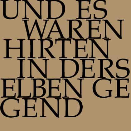 BWV 248, II. Teil am 14. Dezember in Trogen