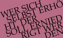 Die Kantate BWV 47 (September-Konzert)