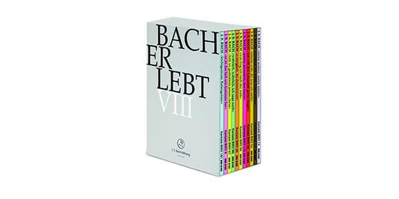Bach Erlebt VIII: die neuen DVDs aus dem Jahrgang 2014 sind ab sofort erhältlich