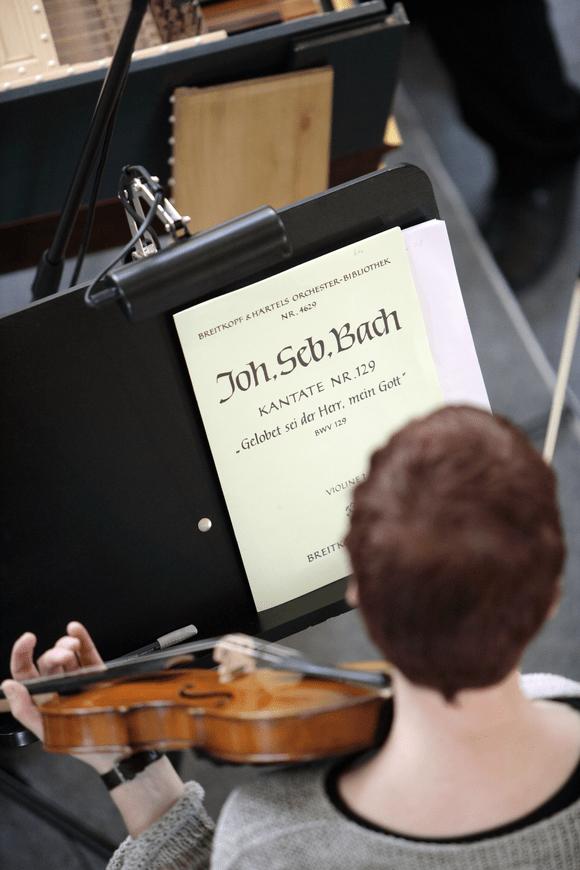 Neuere Literatur zu Bach Kantatenschaffen (Teil 1)