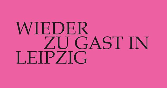 Wieder zu Gast in Leipzig