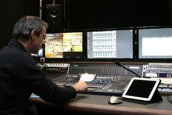 Recording partner