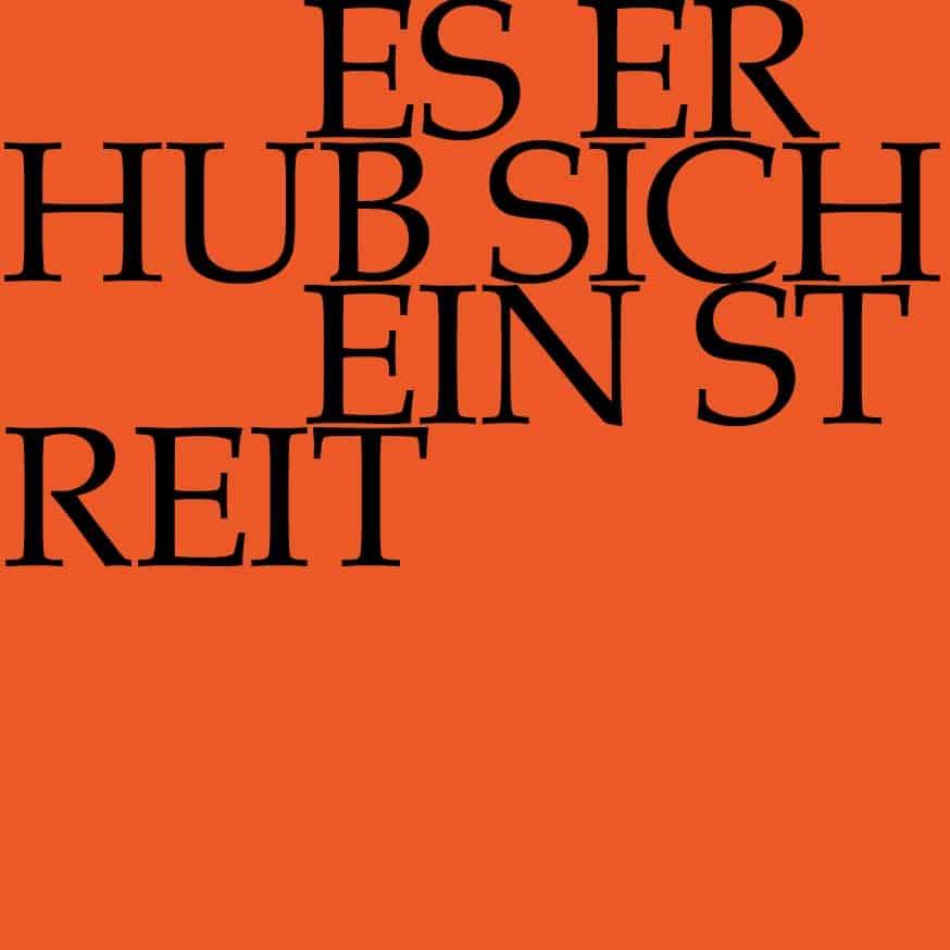 BWV 19: Es erhub sich ein Streit