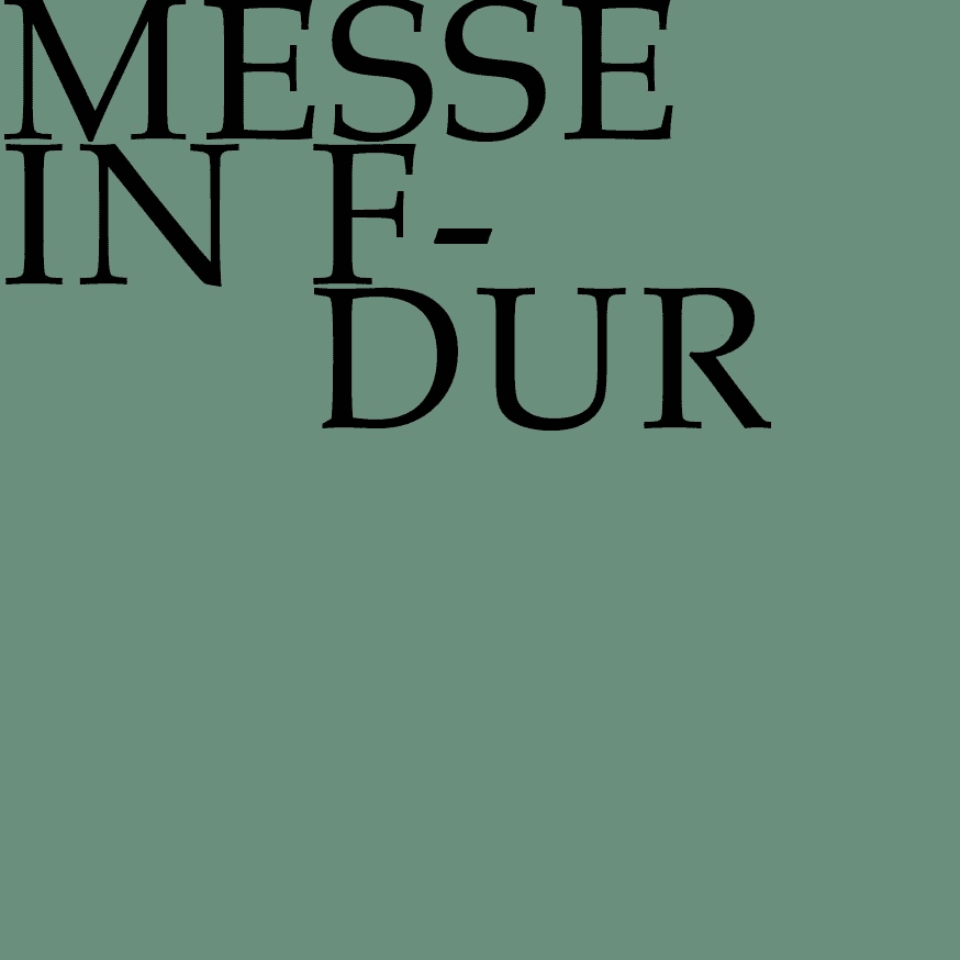 BWV 233: Messe in F-Dur